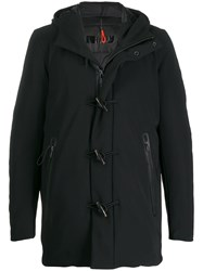 Rrd Montgomery Padded Coat Black