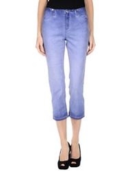 See By Chloe See By Chloe Denim Pants Purple