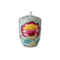 Pip Studio Fantasy Storage Jar Blue