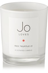 Jo Loves Red Truffle 21 Scented Candle Colorless