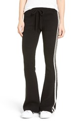 Pam And Gela Women's Sweater Knit Track Pants