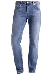 Ltb Paul Straight Leg Jeans Jerome Wash Dark Blue Denim