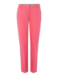 Sportmax Cardiff Pleated Front Flare Trouser Pink