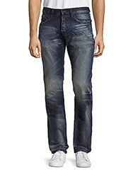 Prps Faded Whiskered Jeans Blue