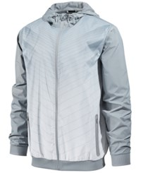 Ideology Id Men's Wind Resistant Jacket Only At Macy's Grey