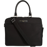Want Les Essentiels Haneda Slim Computer Bag Black