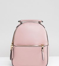 Accessorize Tommie Pink Dome Backpack 70 Pink