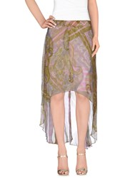 Rene Derhy Rene' Derhy Skirts Long Skirts Women Light Pink