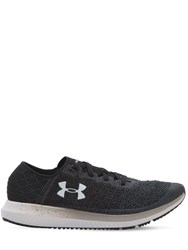 Under Armour Blur Textile Running Sneakers Black