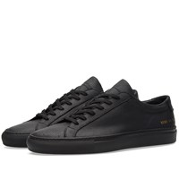 Common Projects Achilles Low Special Edition Black