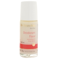 Dr. Hauschka Skin Care Dr Hauschka Deodorant Floral Roll On 50Ml