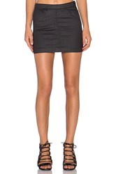 G Star 5620 Mini Skirt Black