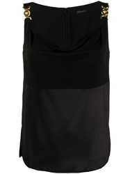 Versace Paneled Sleeveless Top 60
