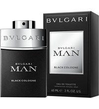 Bulgari Man Black Cologne Eau De Toilette