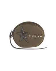 Thierry Mugler Coin Purses Lead