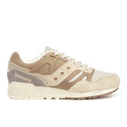 Saucony Men's Grid Sd Quilted Heritage Trainers Tan