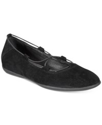 Bare Traps Jackeline Flats Women's Shoes Black