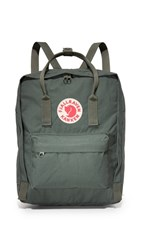 Fjall Raven Fjallraven Kanken Backpack Forest Green