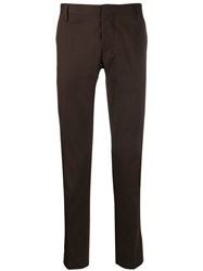 Entre Amis Long Slim Fit Tailored Trousers 60