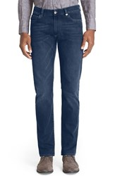 Men's Canali Regular Fit Jeans Indigo