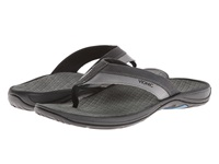 Vionic With Orthaheel Technology Joel Black Charcoal Men's Sandals