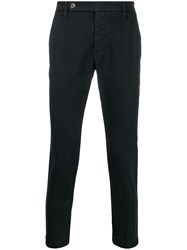Entre Amis Slim Fit Stretch Chino Trousers 60