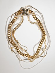 Dsquared Lvr Exclusive Necklace Silver