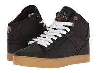 Osiris Nyc83 Vlc Dcn Black Black Copper Men's Skate Shoes
