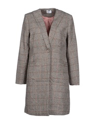 Anonyme Designers Coats Dove Grey