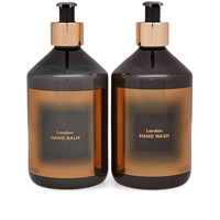 Tom Dixon London Hand Duo Gift Set Gold