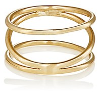 Loren Stewart Women's Gold Trinity Baby Bands No Color