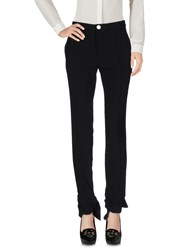 Girl By Band Of Outsiders Casual Pants Black