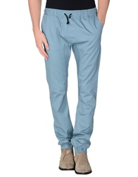 Quiksilver Casual Pants Pastel Blue