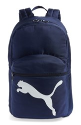 Puma Essential Backpack Blue Navy