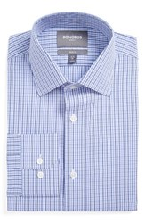 Bonobos Men's Jetsetter Slim Fit Stretch Check Dress Shirt