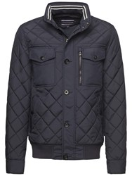 Tommy Hilfiger Diamond Quilted Jacket Midnight