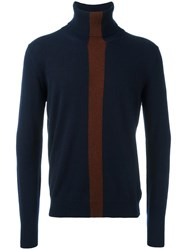 Paul Smith Striped Jumper Blue