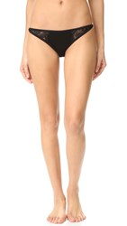 Honeydew Intimates Karen Lace Panties Black