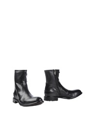Rocco P. Ankle Boots Black