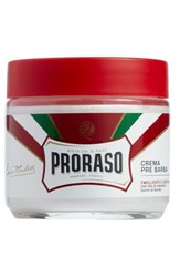 Proraso Grooming Moisturizing And Nourishing Pre Shave Cream No Color