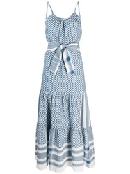 Cecilie Copenhagen 'Rosa' Dress Blue