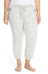 Plus Size Women's Make Model 'Weekend' Jogger Sweatpants