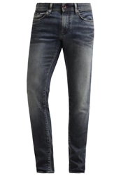Gas Jeans Gas Sax Slim Fit Jeans Blue Blue Denim