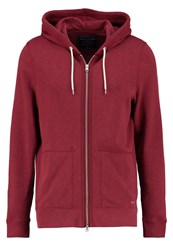 Abercrombie And Fitch Tracksuit Top Red