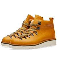 Fracap M120 Cristy Vibram Sole Scarponcino Boot Yellow
