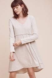 Maeve Northward Swing Dress Neutral Neutral Motif