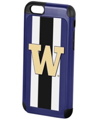 Forever Collectibles Washington Huskies Iphone 6 Case Purple