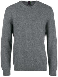 Paul Smith Ps By Crew Neck Jumper Grey