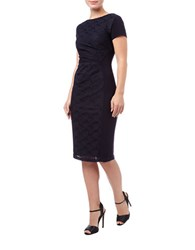 Phase Eight Aviella Sheath Dress Navy