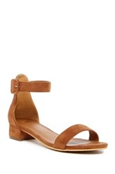 14Th And Union Justine Strappy Sandal Wide Width Available Brown